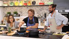 Cocina al punto con Peña y Tamara - Ensalada de solomillo