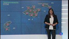 El temps a les Illes Balears - 26/10/20
