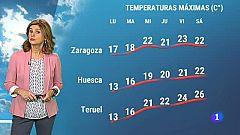 El tiempo en Aragón - 26/10/2020