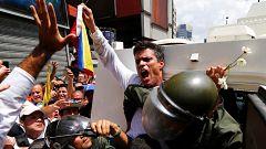 De Cúcuta a Aruba y Miami: así fue el viaje de Leopoldo López a España