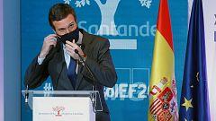 Casado plantea a Sánchez limitar el estado de alarma a ocho semanas y aprobar un marco legal
