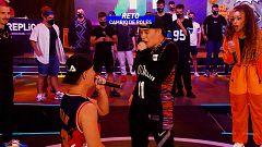 'Réplica: la nueva era del freestyle 2', la final | Cambio de roles: Gazir VS Hander