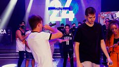 'Réplica: la nueva era del freestyle 2', la final | Cambio de roles: Chuty VS Walls