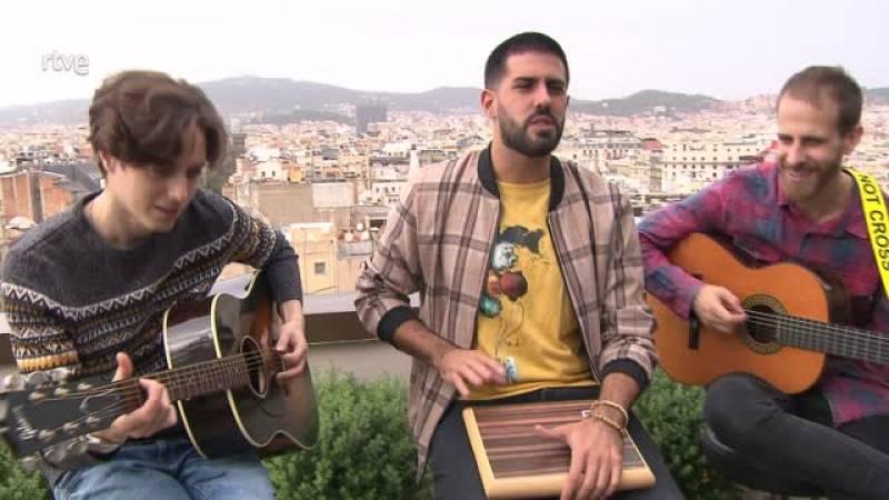 La Pegatina presenta el seu nou disc 'Darle la vuelta'