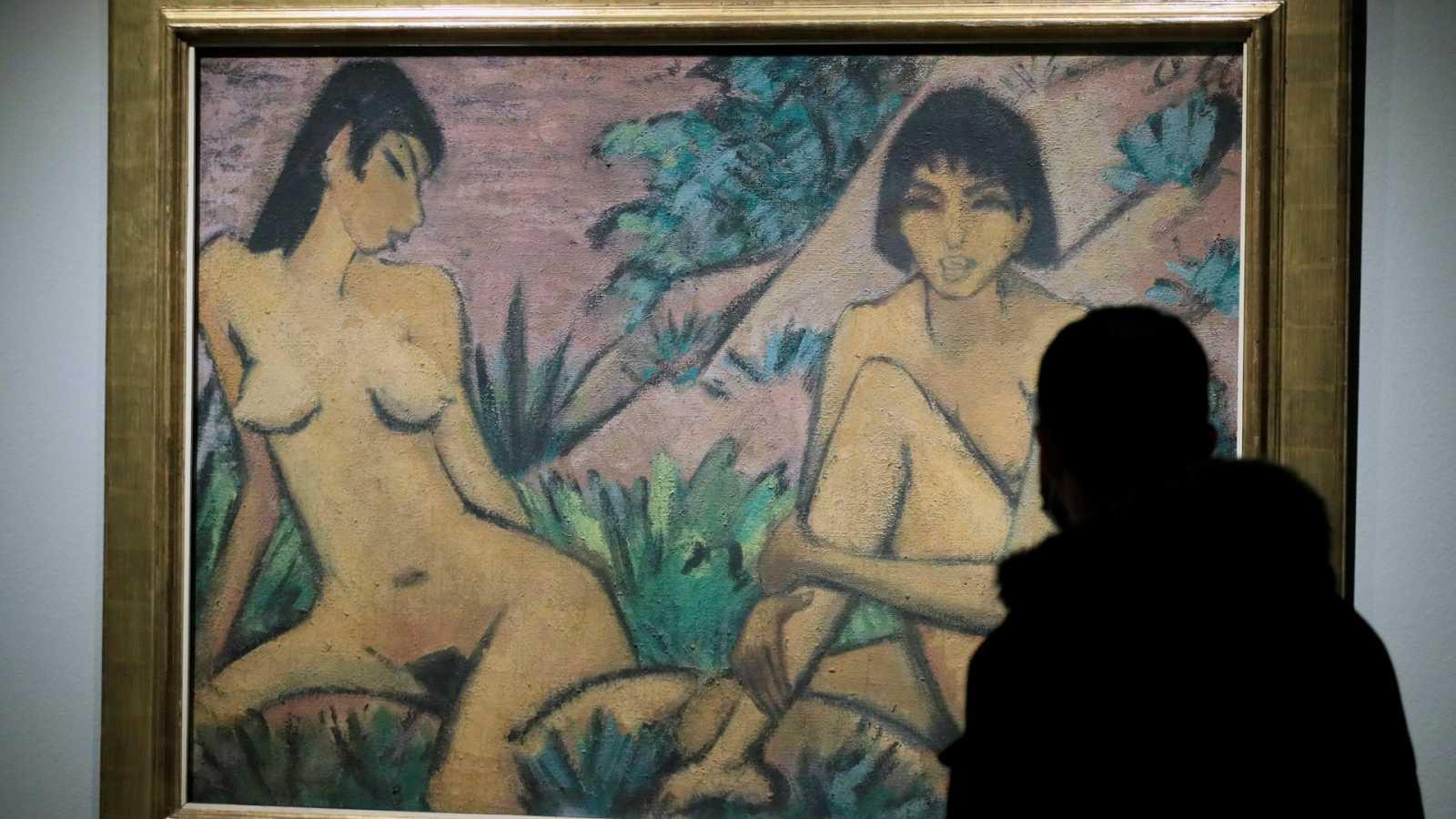 Se presenta la exposición 'Expresionismo alemán en la colección del barón Thyssen-Bornemisza'