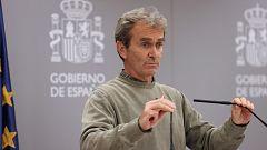 Especial informativo - Coronavirus. Comparecencia de Fernando Simón - 26/10/20