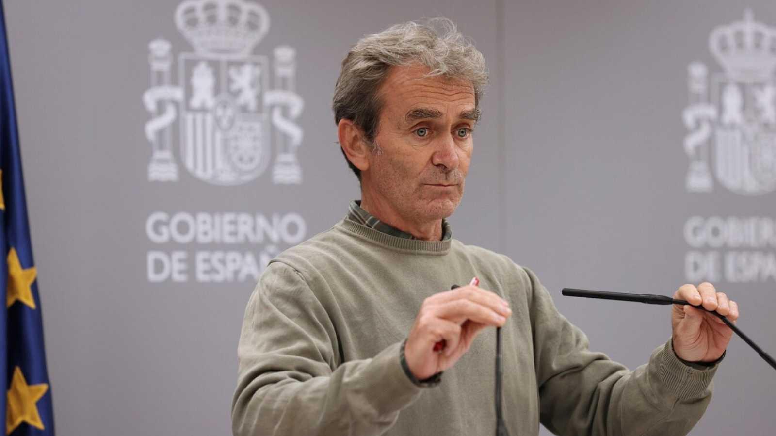 Especial informativo - Coronavirus. Comparecencia de Fernando Simón - 26/10/20 - ver ahora