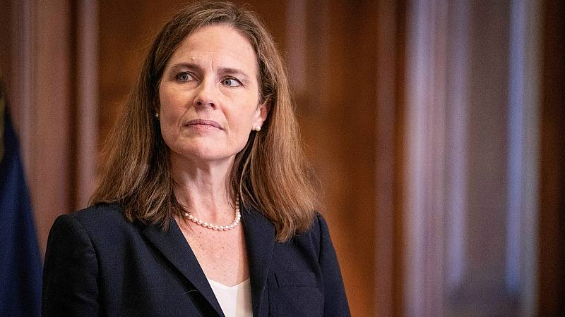 El Senado de EE.UU. se prepara para ratificar a la jueza Amy Coney Barrett