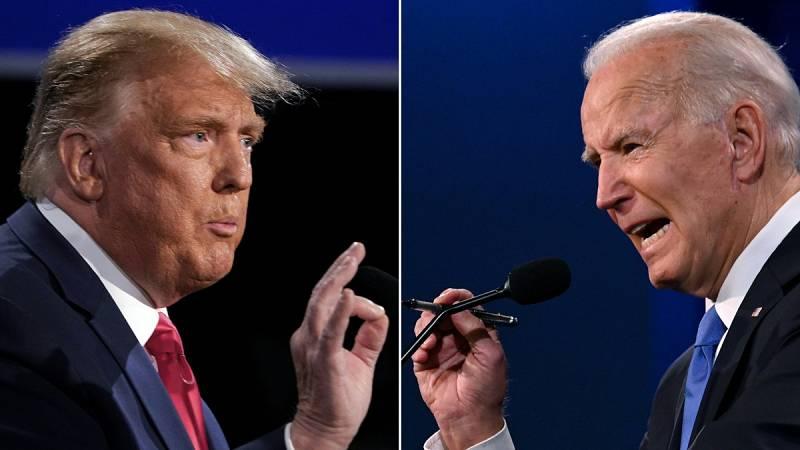 Trump contra Biden: el magnate y el político de carrera que compiten por la Casa Blanca