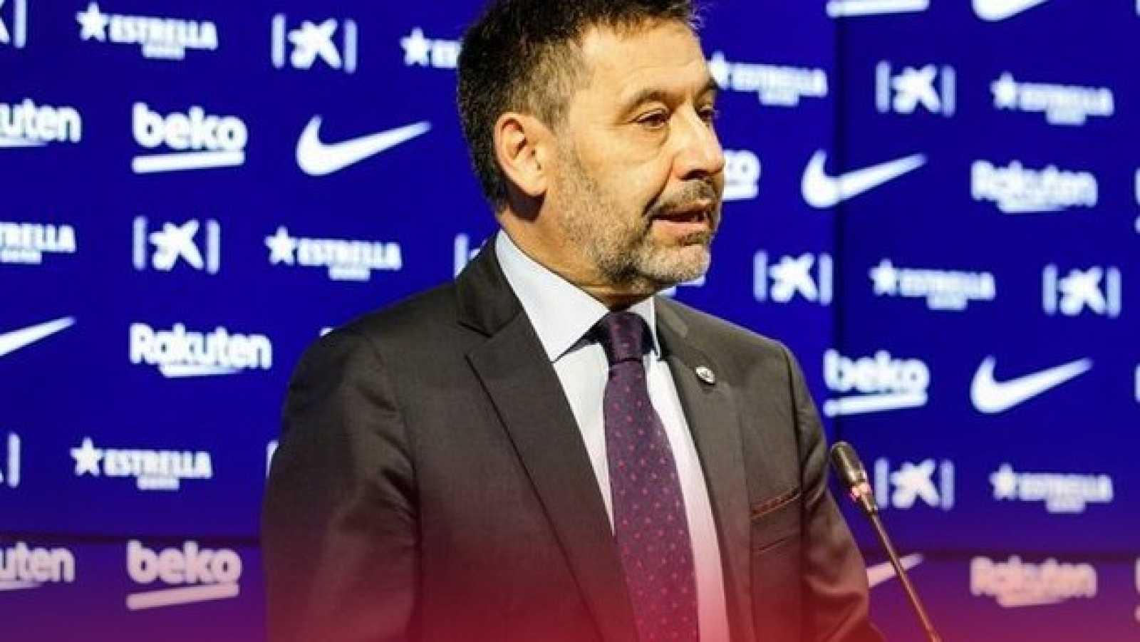 Josep Maria Bartomeu no ha pensado en dimitir