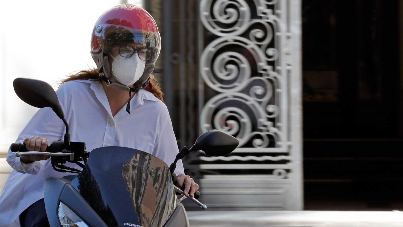 El coronavirus entró en España a mediados de febrero