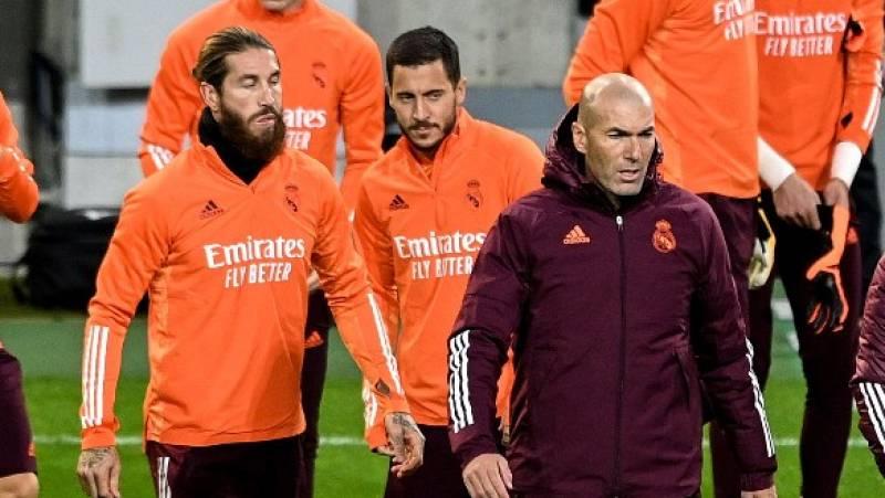 """Zidane: """"No sabemos cual será el protagonismo de Hazard"""""""