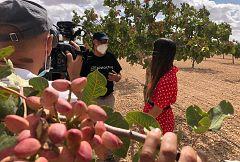 Aquí la Tierra - De excursión por Toledo para conocer el cultivo del pistacho