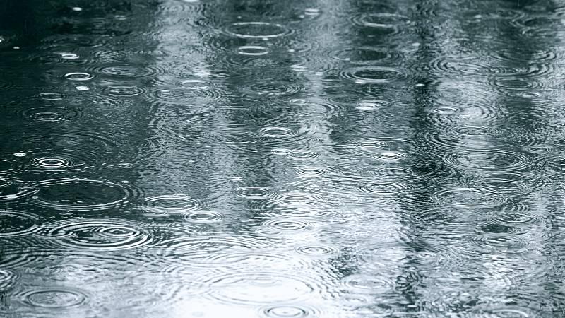 Precipitaciones fuertes o persistentes este en el oeste de Galicia
