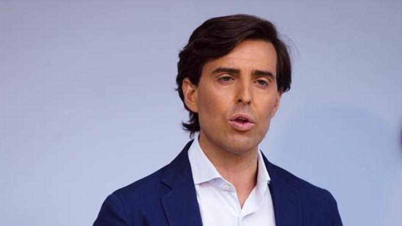 """Montesinos rechaza los PGE del Gobierno, sobre los que el PP """"no ha recibido ni un solo papel"""""""