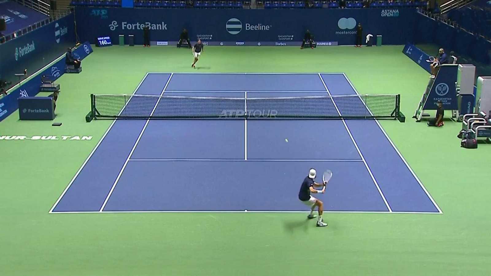 Tenis - ATP 250 Torneo Astaná: Timofey Skatov - Emil Ruusuvuori - ver ahora