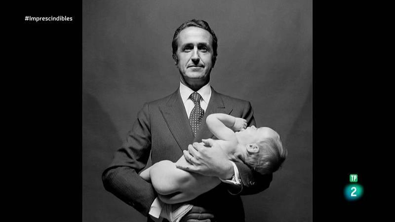 Imprescindibles explica por qué Alberto Schommer fotografió a López Bravo con un bebé desnudo