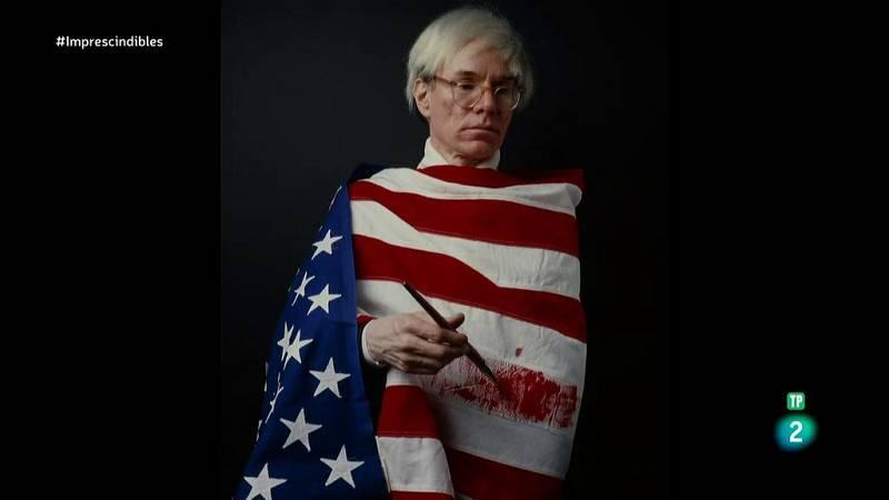 Imprescindibles se relata la tensión entre Andy Warhol y Alberto Schommer cuando el fotografó retrató al americano