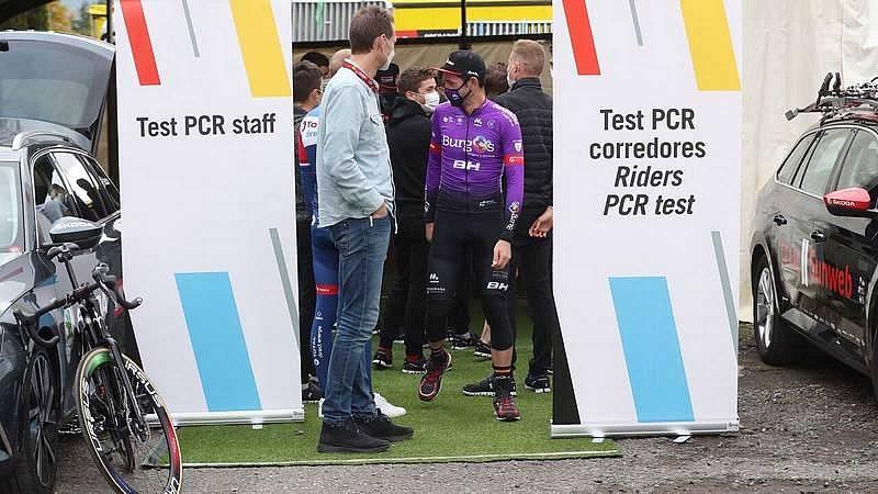 La Vuelta sigue adelante sin un solo PCR positivo