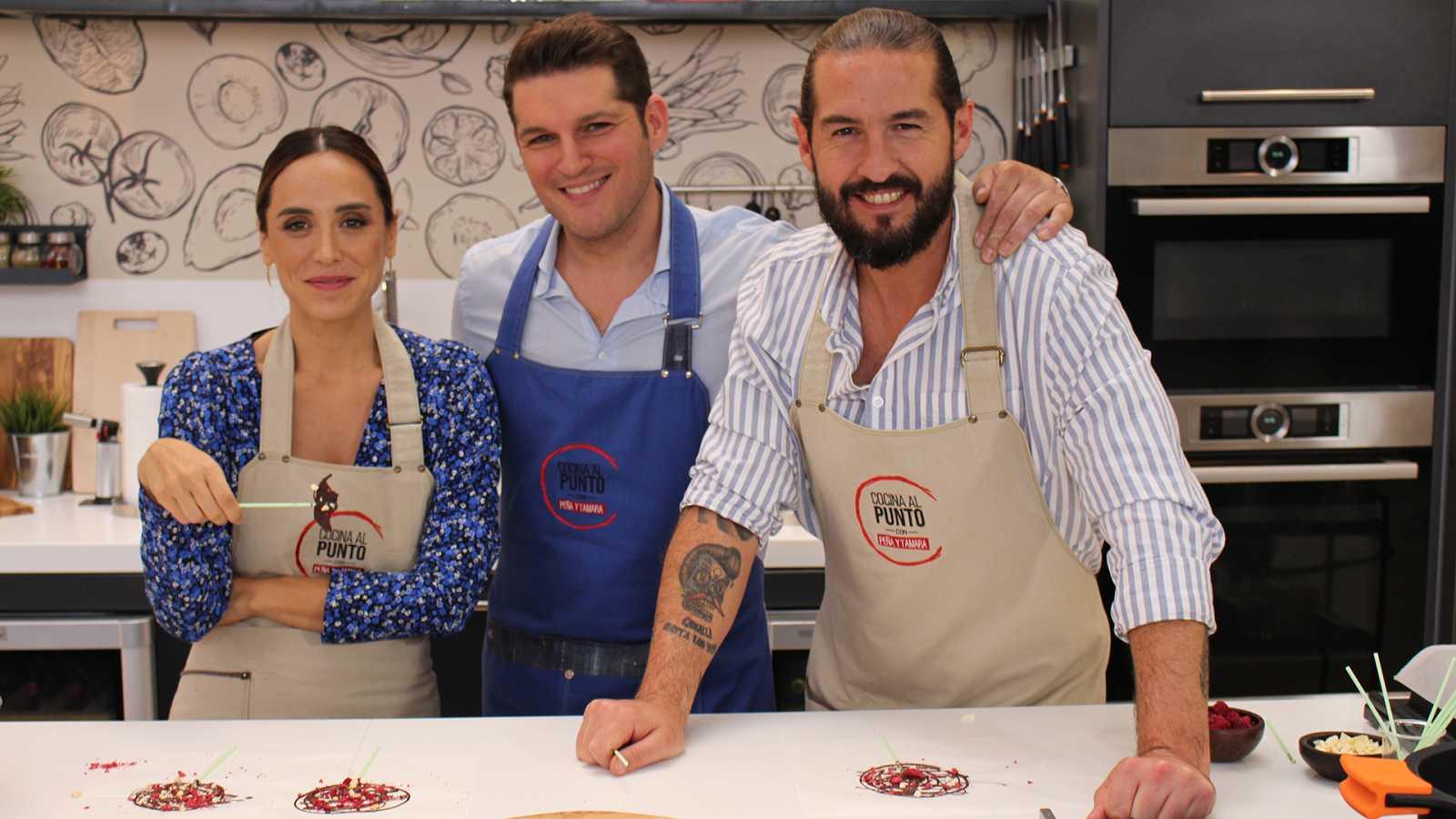 Cocina al punto con Peña y tamara - Soldaditos de Pavía - ver ahora