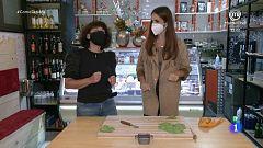 Elena Furiase nos enseña a preparar raviolis rellenos de ricotta