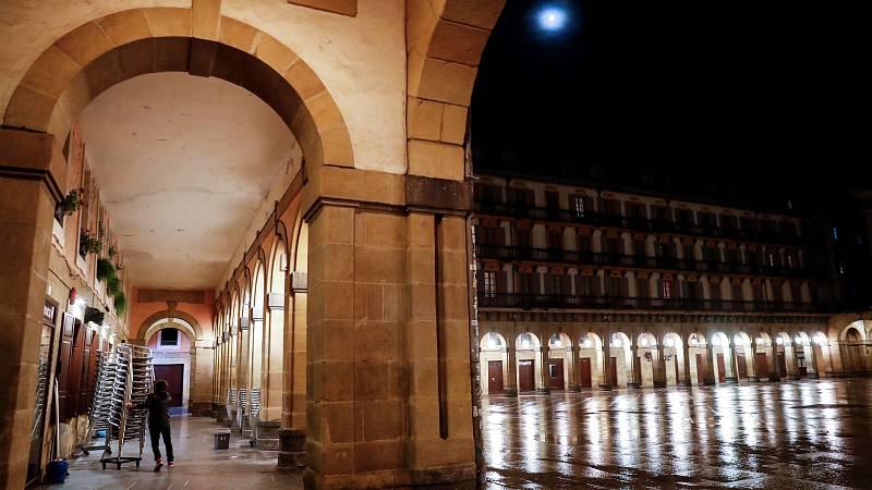 El Gobierno vasco decreta que los ciudadanos no puedan salir del municipio de residencia