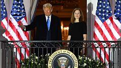 El Supremo de EE.UU. gira a la derecha con el nombramiento de la jueza Amy Coney Barrett