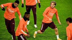 El Madrid, ante una 'final' contra el Gladbach