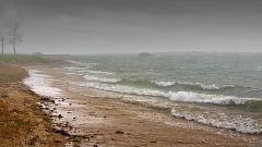 Precipitaciones fuertes en el oeste de Galicia
