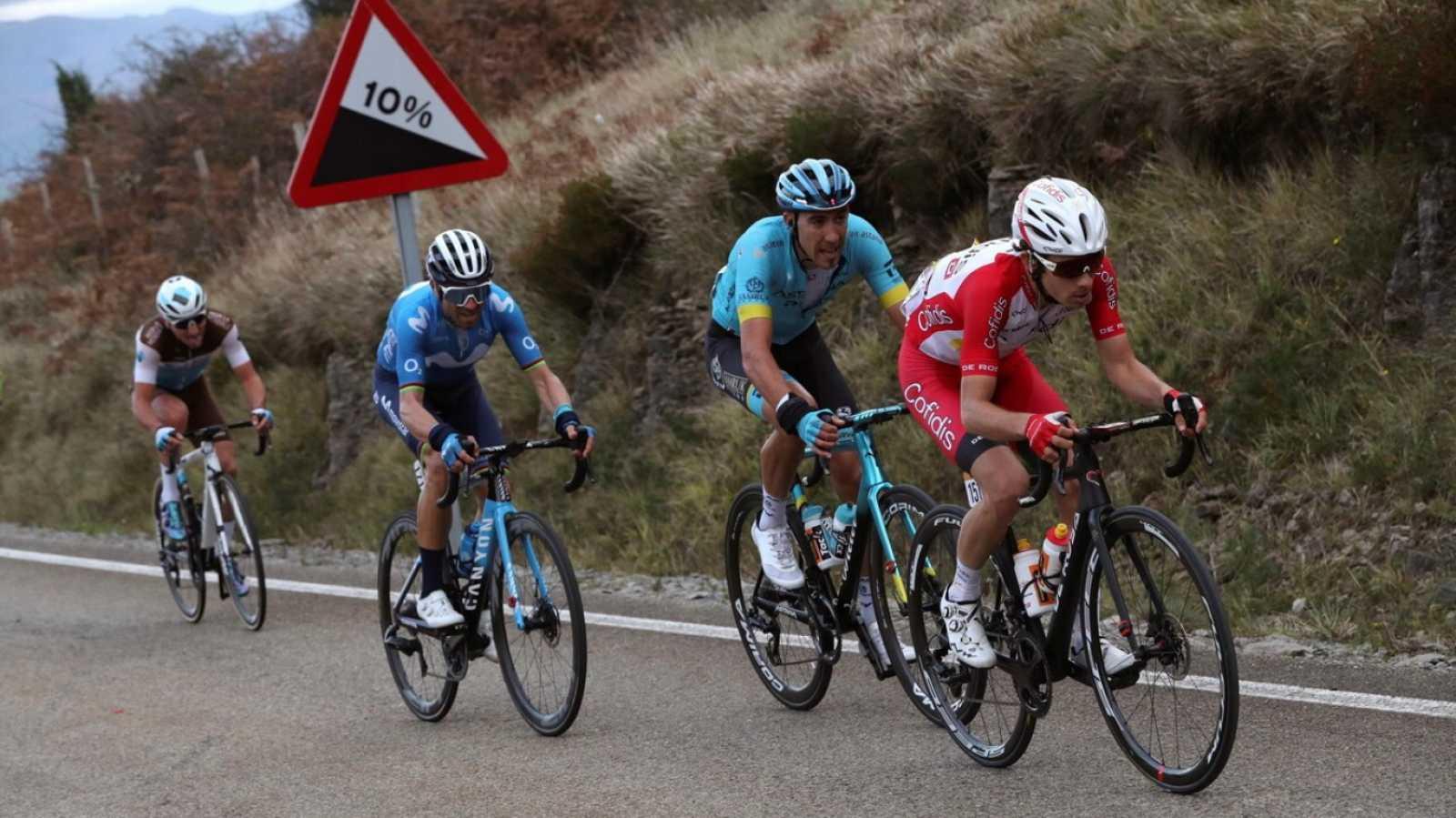 Vuelta ciclista a España 2020 - 7ª etapa: Vitoria-Gasteiz - Villanueva de Valdegovía (2) - ver ahora