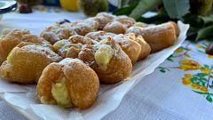 Receta de buñuelos de castaña: el mejor sabor del otoño