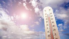 Ascenso térmico este miércoles en la Península y en el archipiélago balear