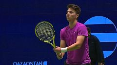 Tenis - ATP 250 Torneo Astaná: Frances Tiafoe - Miomir Kecmanovic