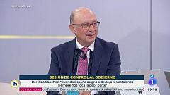 Cristóbal Montoro analiza los nuevos Presupuestos Generales del Estado