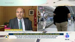 Sánchez ofrece a revisar el estado de alarma en marzo. Consultamos a los jueces para comprobar su viabilidad