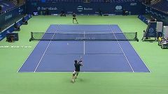 Tenis - ATP 250 Torneo Astaná: Federico Delbonis - Mikhail Kukushkin