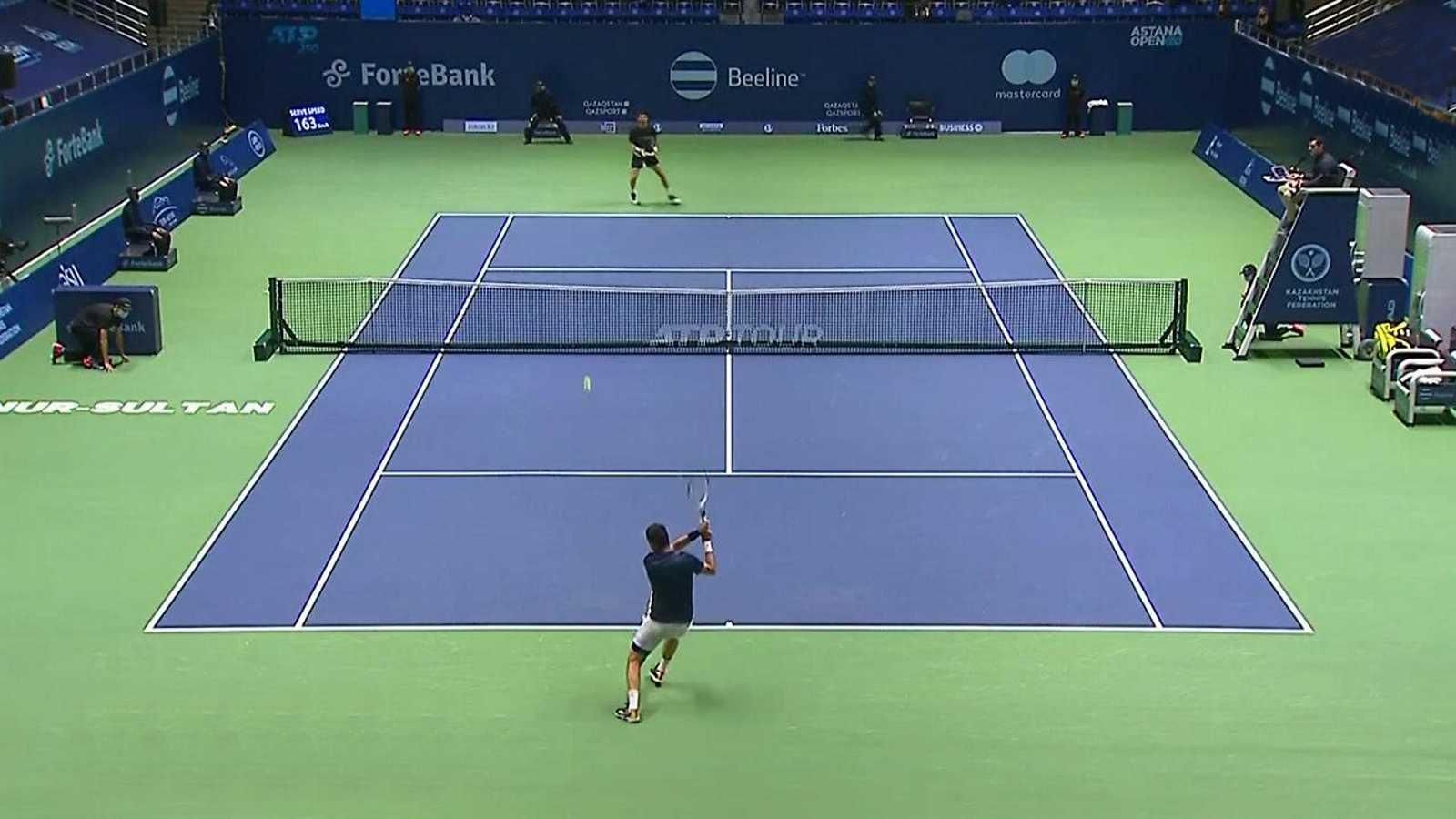 Tenis - ATP 250 Torneo Astaná: Federico Delbonis - Mikhail Kukushkin - ver ahora