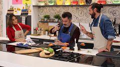 Cocina al punto con Peña y Tamara - Carrilleras de cerdo ibérico con cerveza negra