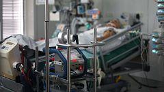 España registra ya cifras de fallecidos comparables a las de abril