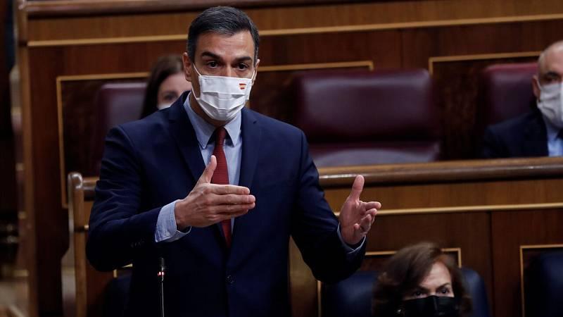 Sánchez rebaja el estado de alarma a cuatro meses