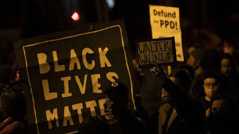 Disturbios en Filadelfia tras el la muerte de un hombre negro a manos de la policía