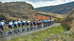Vuelta ciclista a España 2020 - 8ª etapa: Logroño - Alto de Moncalvillo (1)