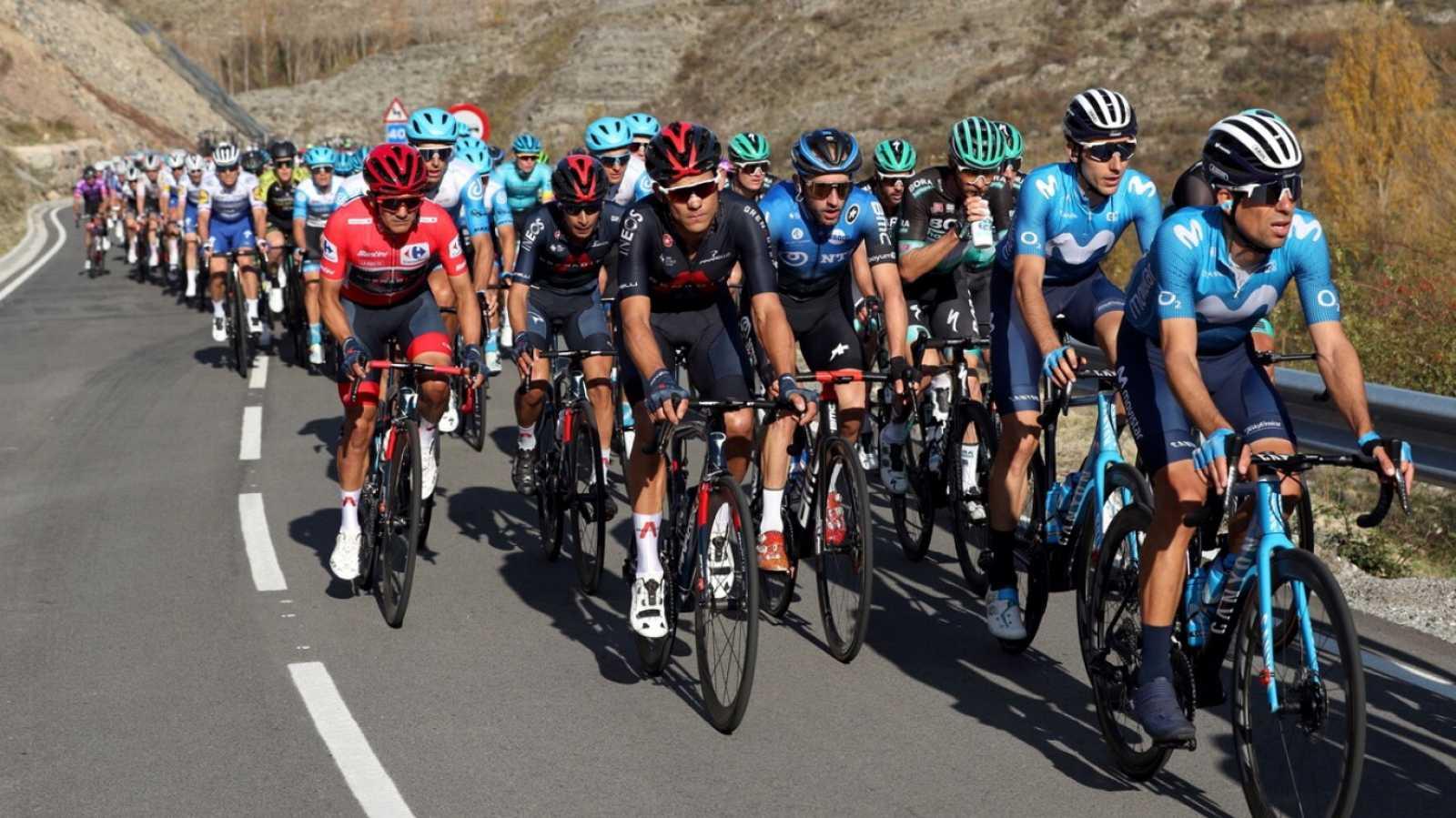 Vuelta ciclista a España 2020 - 8ª etapa: Logroño - Alto de Moncalvillo (2) - ver ahora