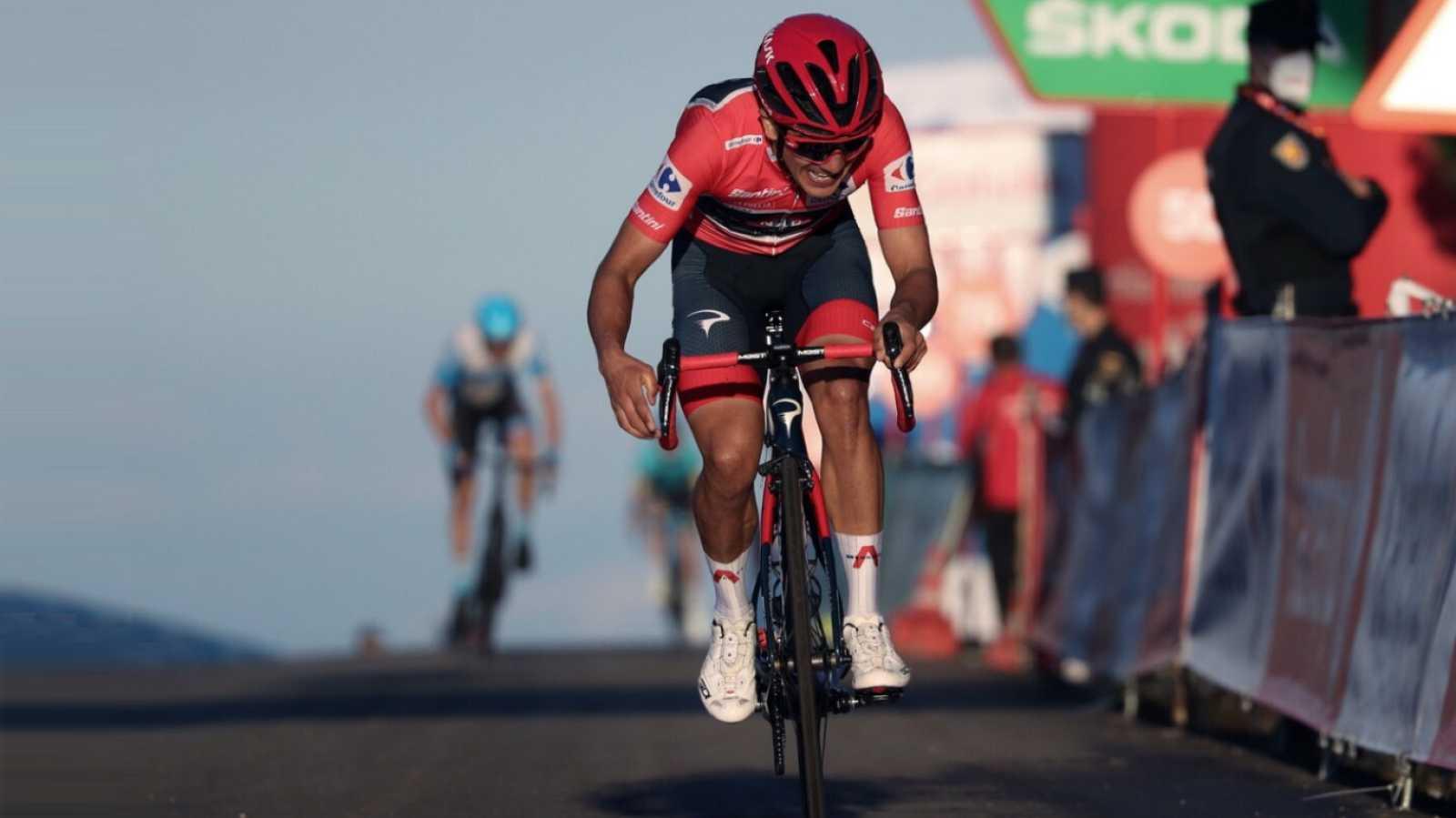 Vuelta ciclista a España 2020 - 8ª etapa: Logroño - Alto de Moncalvillo (Podium) - ver ahora