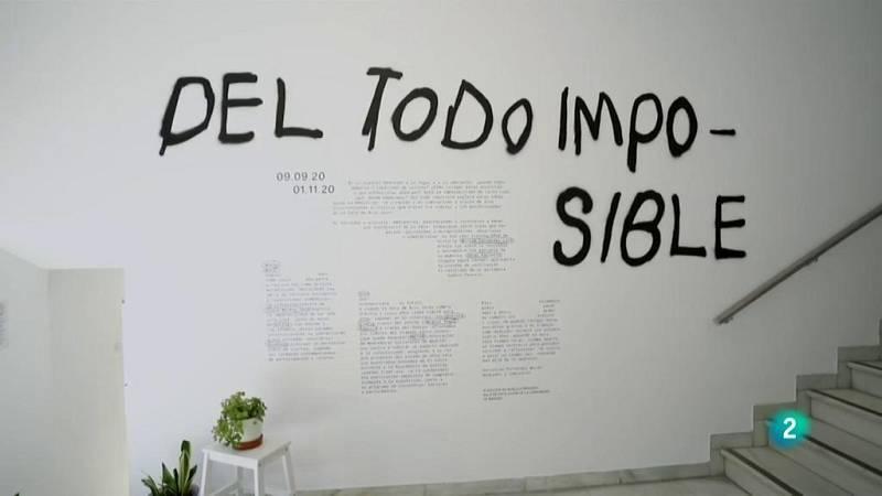 La aventura del saber Del todo imposible Sala de Arte Joven Madrid #AventuraSaberArte