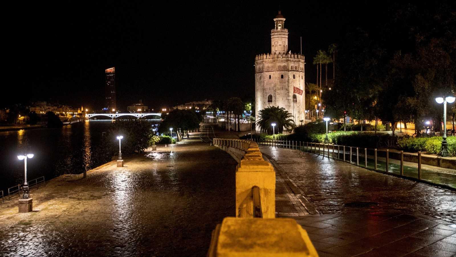 Andalucía ordena el cierre perimetral de la comunidad