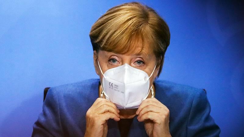 Alemania cierre bares, cines y teatros durante un mes