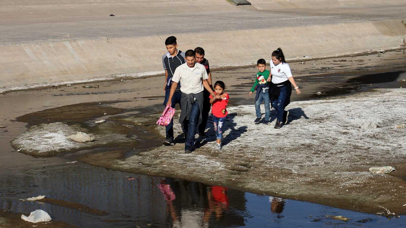 El muro legislativo de Trump separa familias y facilita miles de deportaciones