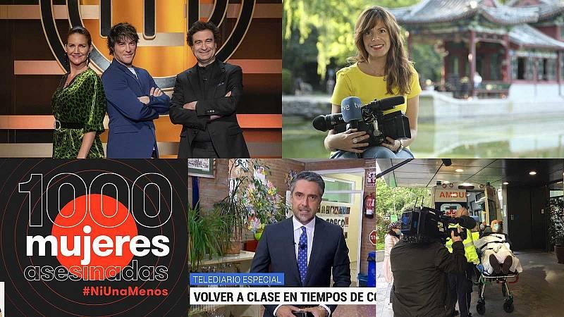 Los Ondas premian a la Televisión Pública