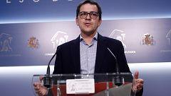 """José María Espejo-Saavedra (Ciudadanos): """"Vamos a negociar con el Gobierno los Presupuestos para decidir nuestro voto"""""""